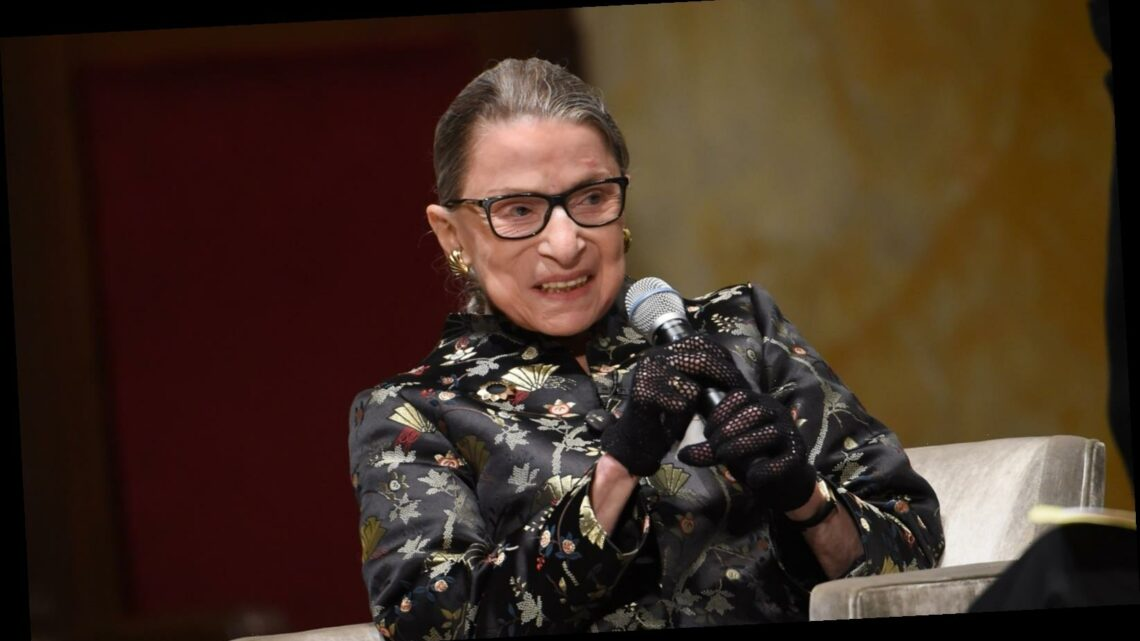 Ruth Bader Ginsburg's powerful final statement before her death