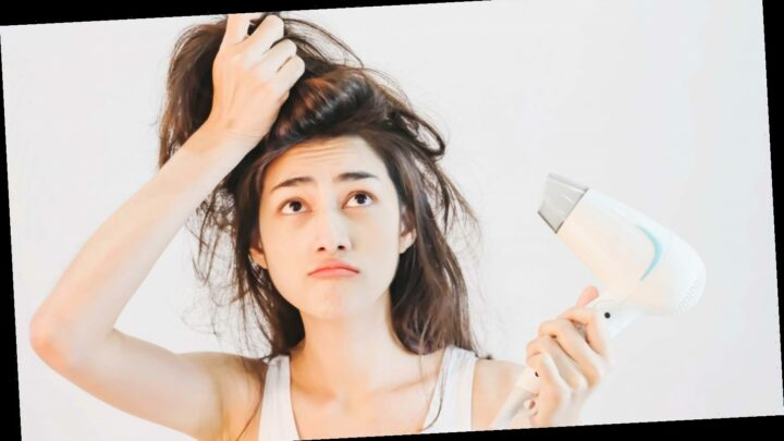 You should stop blow drying your hair. Here's why