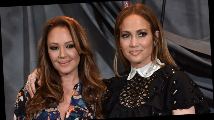 Here's how Jennifer Lopez and Leah Remini became friends