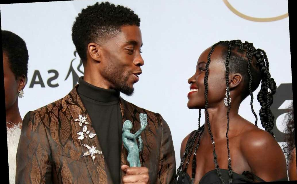 Lupita Nyong'o praises Chadwick Boseman's 'immortal energy' in tribute