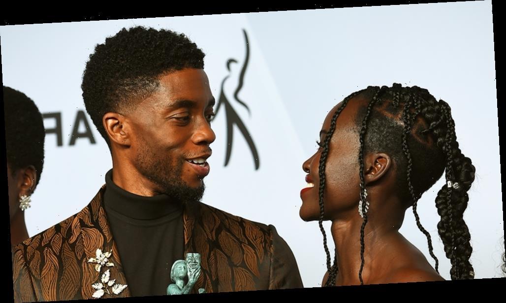 Lupita Nyong'o Mourns Chadwick Boseman in Heartfelt Tribute