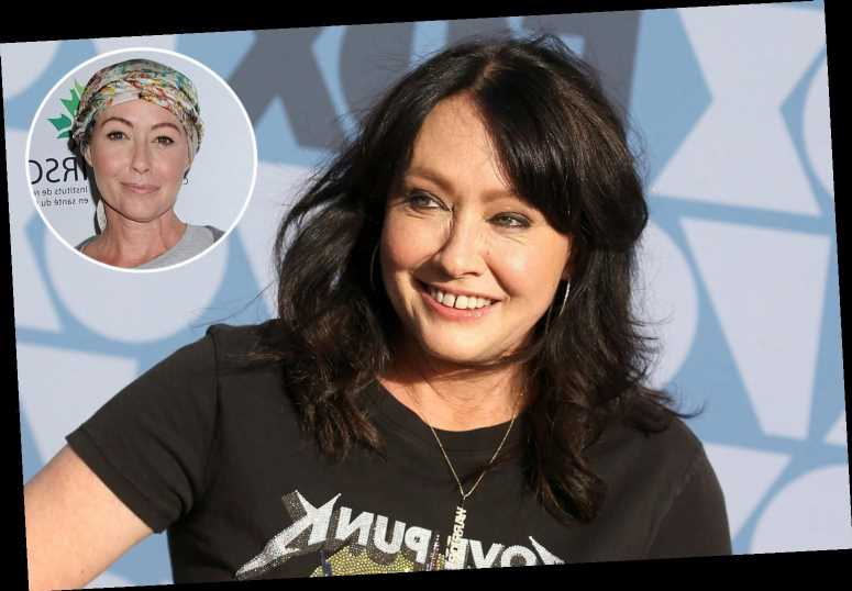 90210's Shannen Doherty plans to live another '10 to 15 years' in stage IV breast cancer battle