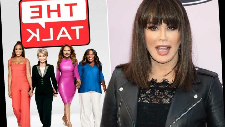 Marie Osmond's 'Talk' exit thanks to Sharon Osbourne and Sheryl Underwood