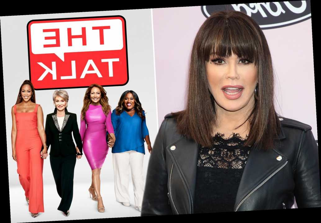 Marie Osmond S Talk Exit Thanks To Sharon Osbourne And Sheryl Underwood The Projects World