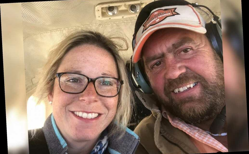 Reality TV couple who won Alaskan lodge say they've been swindled