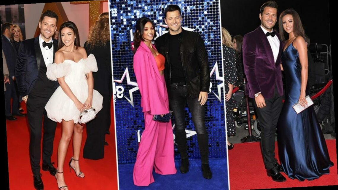 Mark Wright and Michelle Keegan's date night style in pictures