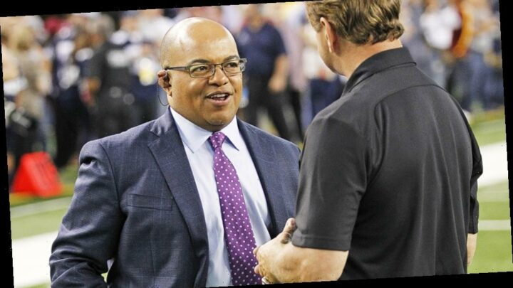 Before Hosting the Next Olympics, Mike Tirico Must Get Through a Sportscaster's Decathlon