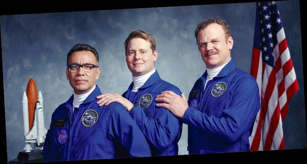 'Moonbase 8' Trailer: John C. Reilly, Fred Armisen, and Tim Heidecker Train for a Space Journey – And Things Go Very Wrong
