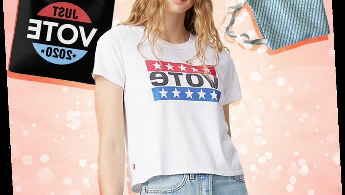 Rock the Vote in This Election-Inspired Merch