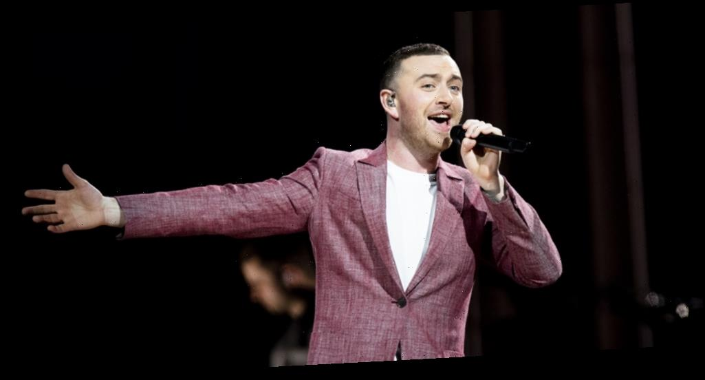 Sam Smith Debuts New Song 'Diamonds' – Listen & Read the Lyrics!