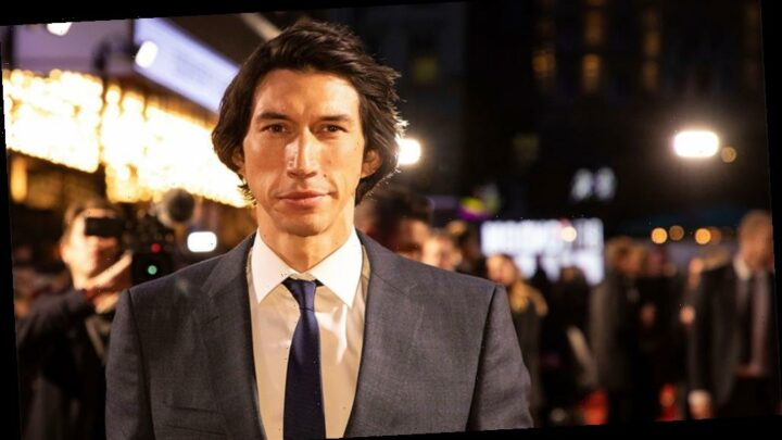 Adam Driver Starring in Sci-Fi Thriller '65' for Sony Pictures