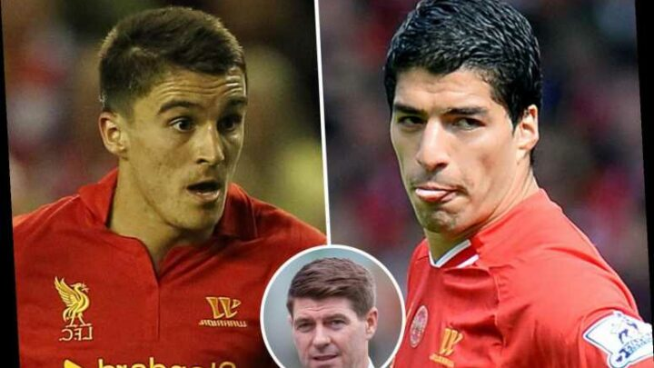 Ex-Liverpool teen Morgan reveals Steven Gerrard gave him permission to tell Luis Suarez to 'f*** off' before game