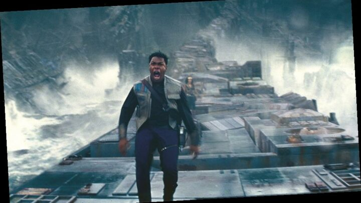 John Boyega Reveals 'Star Wars' Race Experience in Explosive Interview