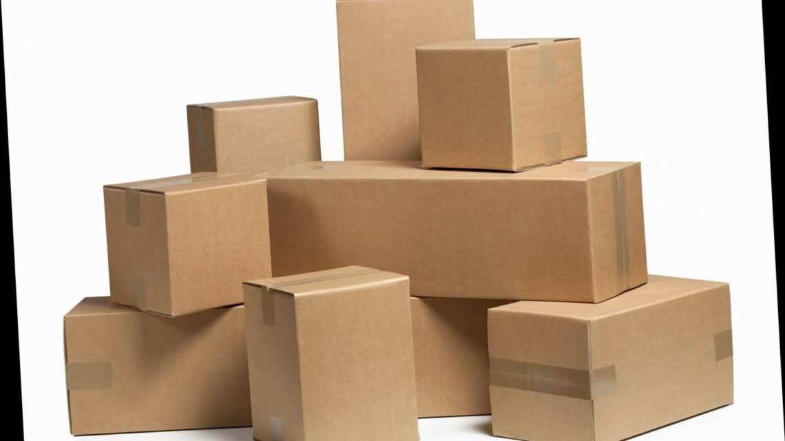 5 Best Places To Buy Cardboard Boxes In 2020 | The Sun UK