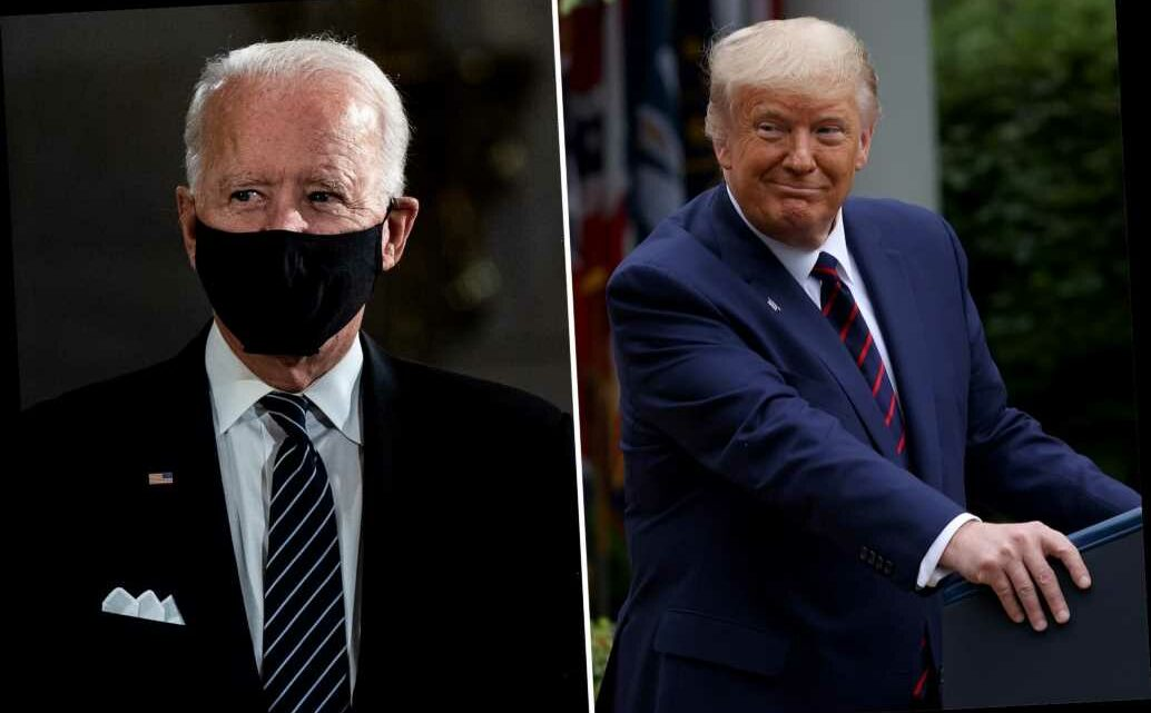 Trump renews call for Biden to be drug tested for presidential debate