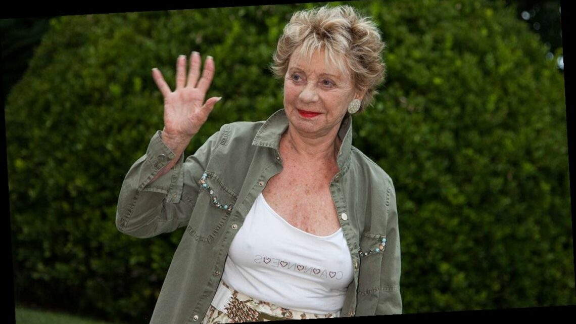 Belgian actress, singer Annie Cordy dies at 92