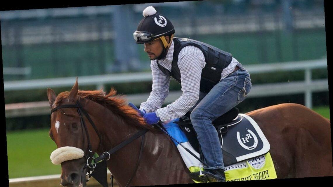 1-eyed Finnick the Fierce scratched from Kentucky Derby