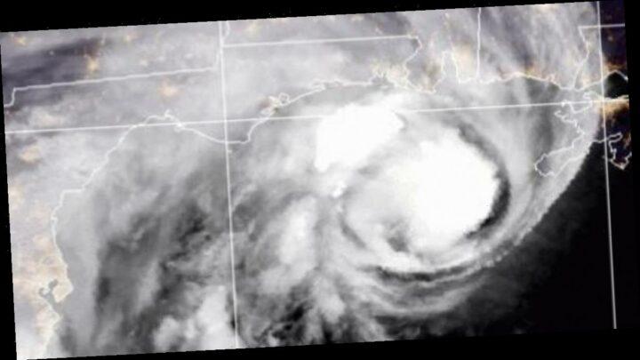 Dangerous Hurricane Sally crawling toward Gulf Coast