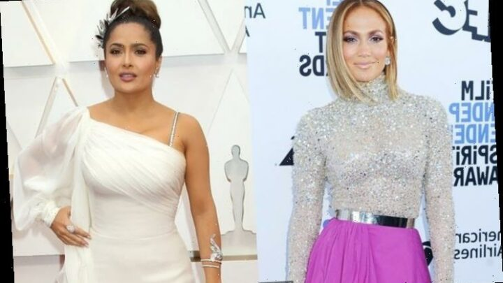Jennifer Lopez Accepts Salma Hayek's Invitation to Support 'Vote Like A Madre' Campaign