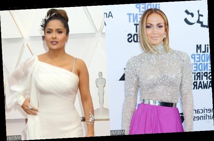 Jennifer Lopez Accepts Salma Hayek's Invitation to Support 'Vote Like A Madre' Campaign