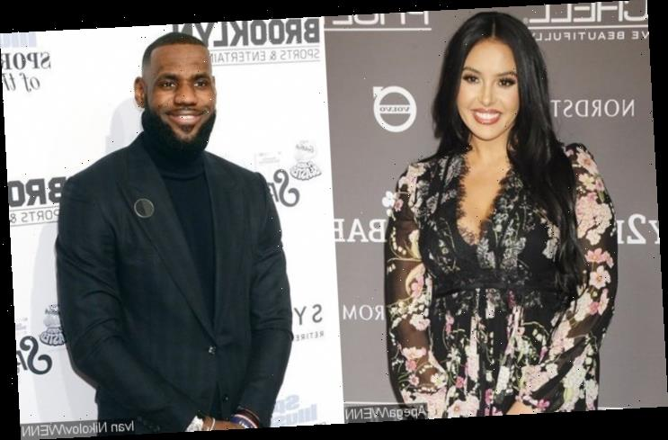 Vanessa Bryant Slams L.A. County Sheriff for Challenging LeBron James to Help Find Gunman
