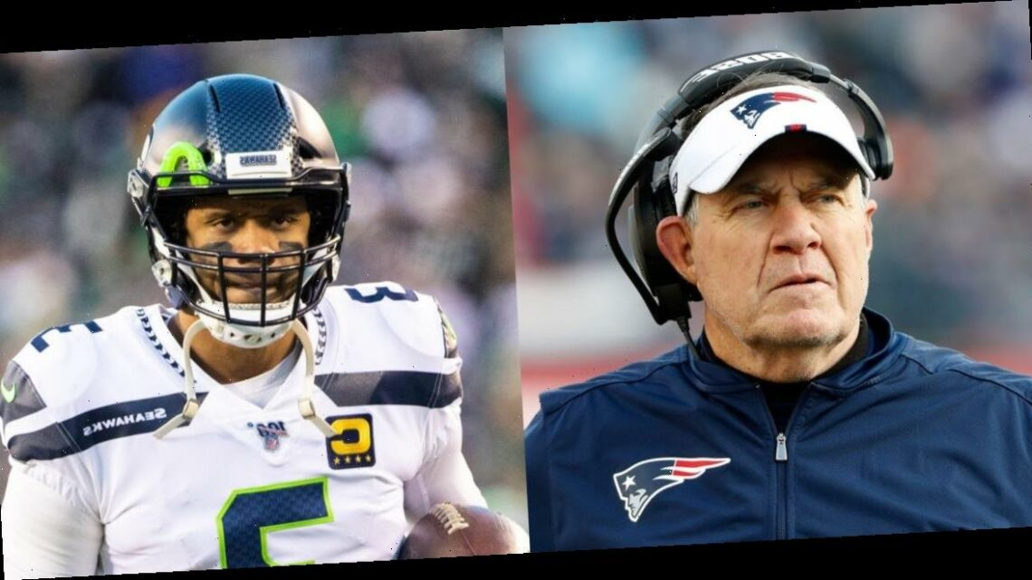 Bill Belichick says Seahawks QB Russell Wilson is underrated and may be the best player in the NFL