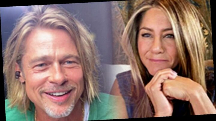 Watch Jennifer Aniston & Brad Pitt Reunite in 'Fast Times' Trailer