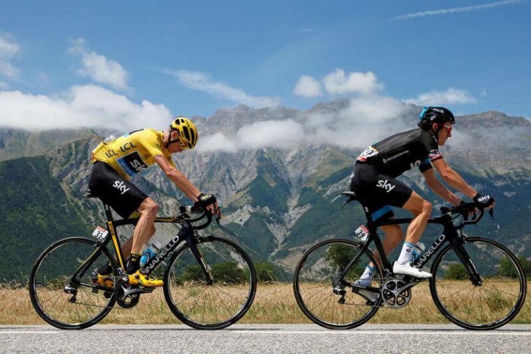 Cycling: Chris Froome, Geraint Thomas, who failed to make Ineos' Tour de France team, to ride Tirreno-Adriatico