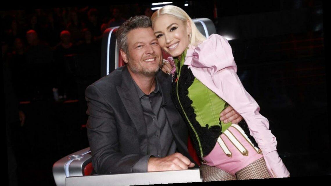 Blake Shelton Helps Gwen Stefani Adjust to Changes in 'Voice' Promo