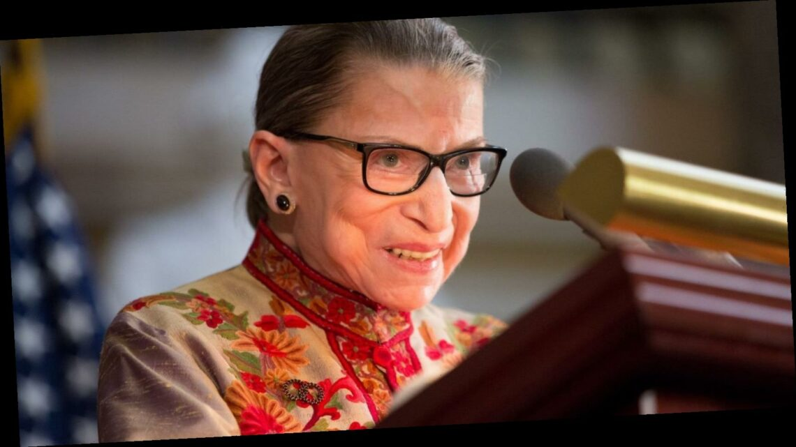 Ruth Bader Ginsburg's most powerful quotes on women, justice and self-belief