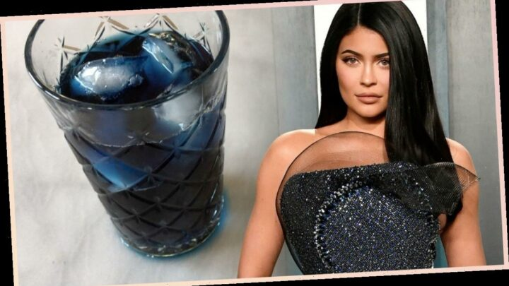 How to Make Kylie Jenner's Color-Changing Butterfly Power Tea