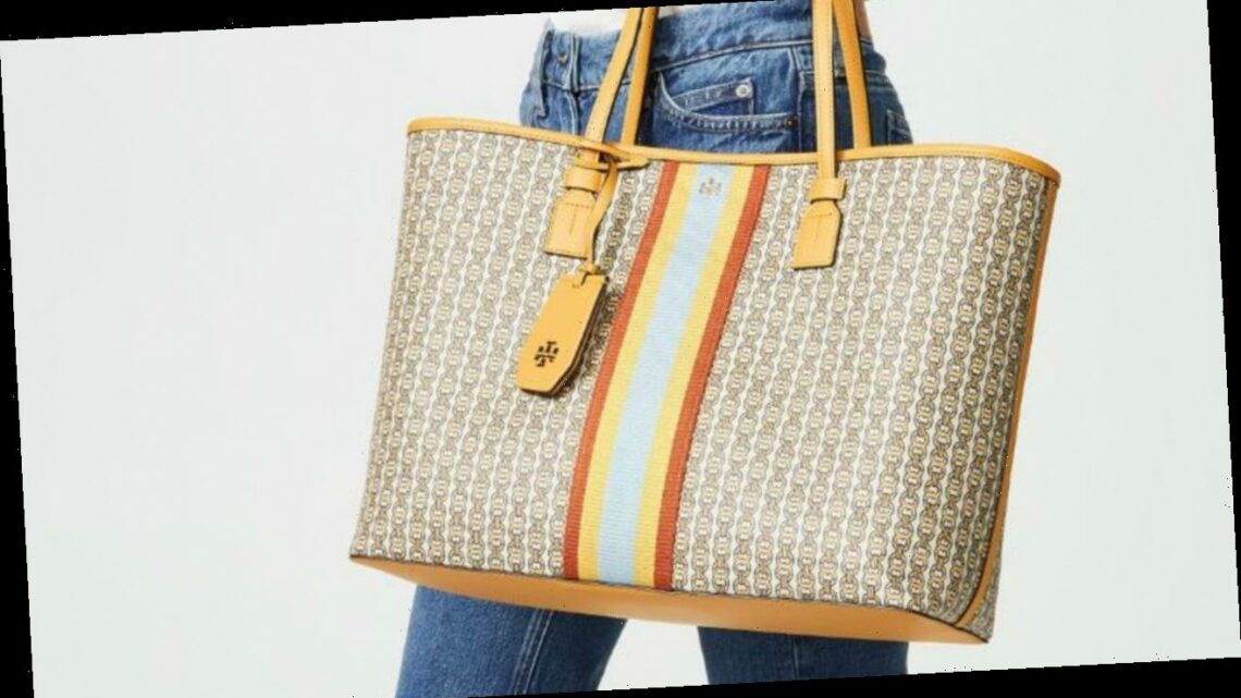 Amazon Labor Day Sale: Take $50 Off This Tory Burch Handbag