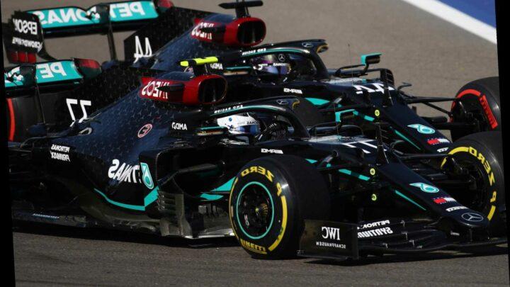 Bottas wins in Russia as Hamilton misses F1 win record