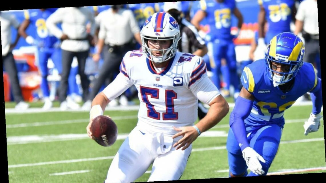 Fantasy football highs and lows from NFL Week 3: Josh Allen, Russell Wilson on historic pace
