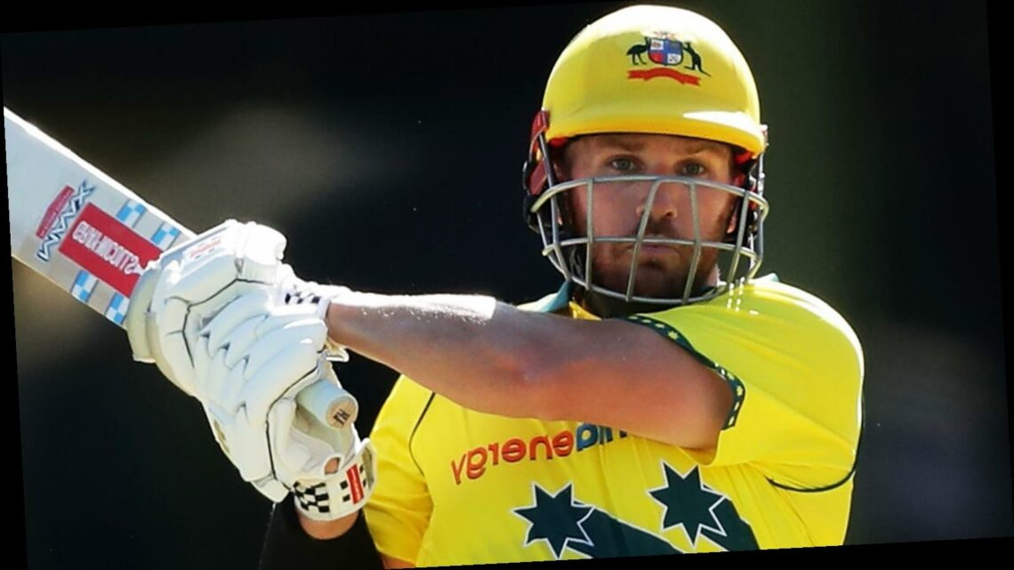 Aaron Finch says Australia are ready to counter England's firepower in ODI series