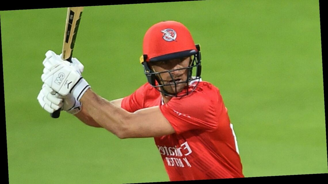 Lancashire Lightning's Dane Vilas seals Vitality Blast win over weakened Yorkshire Vikings