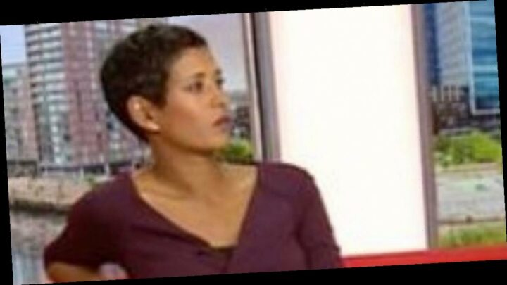 Naga Munchetty orders BBC's Carol to 'get it right' as she slips up on her name