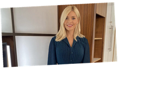 Holly Willoughby stuns in gorgeous designer midi dress – get her look from just £42