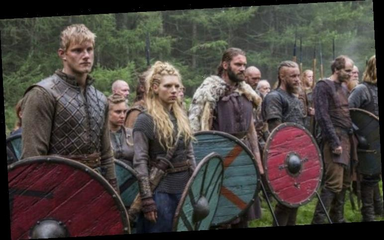 Vikings: Why did the Vikings decorate their shields?