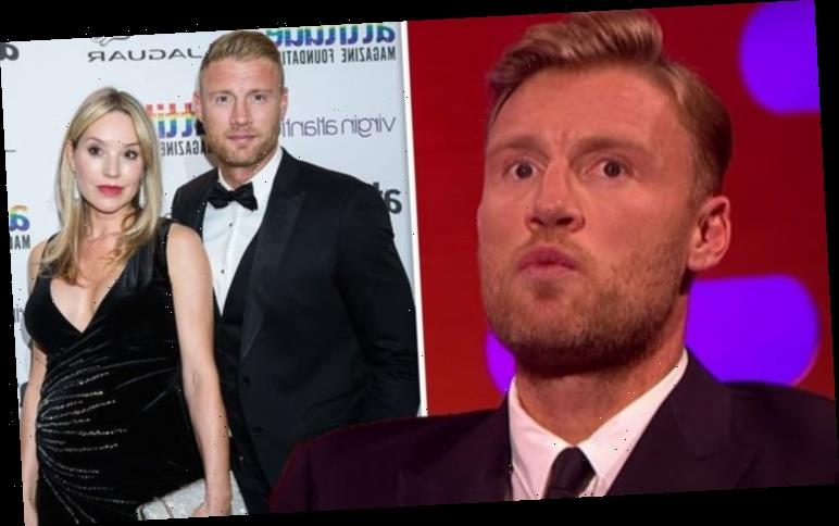Freddie Flintoff addresses move on Top Gear as he admits 'I don't tell the wife'
