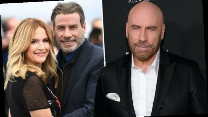 John Travolta's actor nephew Sam aged 52 dies two months after wife Kelly Preston