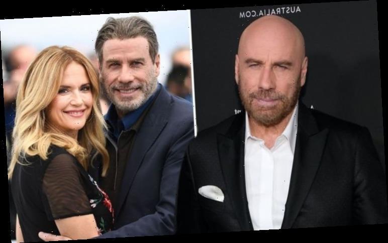 John Travolta's actor nephew Sam aged 52 dies two months after wife Kelly Preston