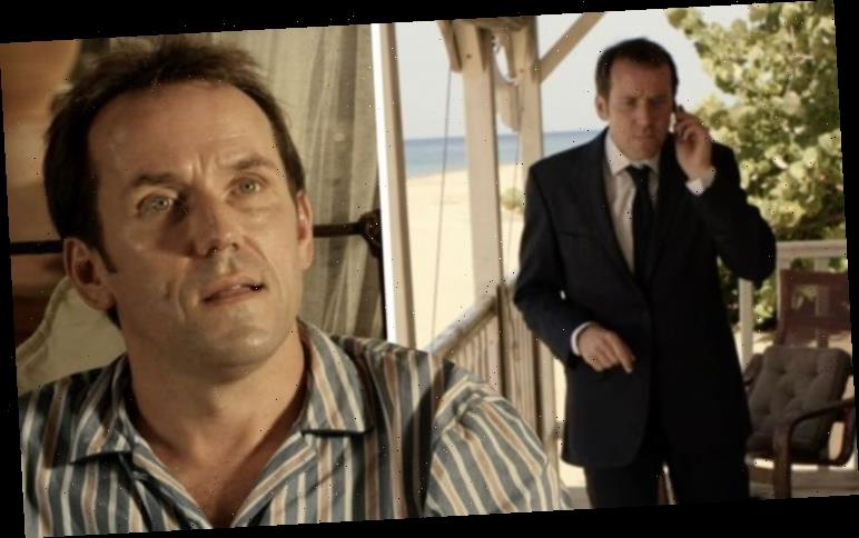 Death in Paradise's Ben Miller details big filming struggle he had 'Couldn't cope'