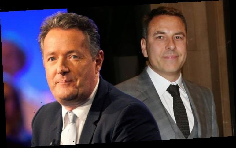 Piers Morgan refuses to work on Britain's Got Talent with 'treacherous' David Walliams