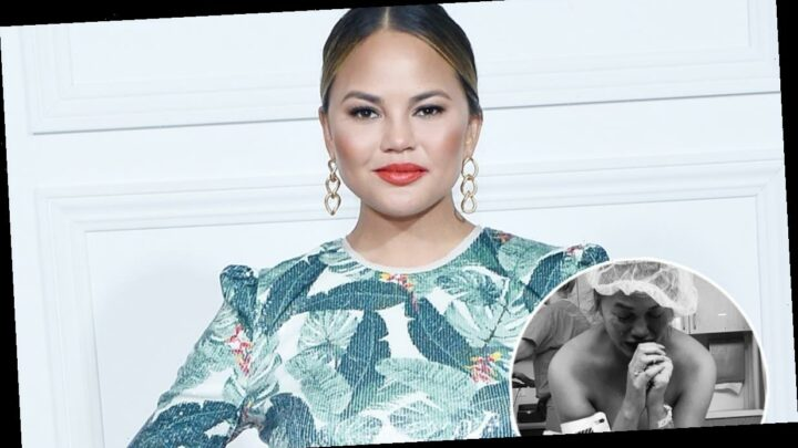 Chrissy Teigen Pens Moving Essay About Loss of Child, Why She Shared Heartbreaking Images