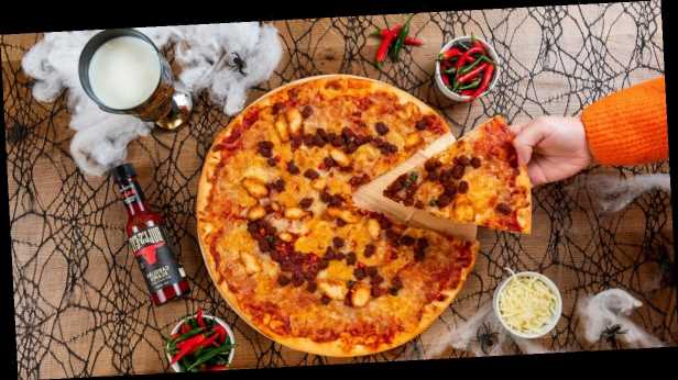 Morrisons sells pizza topped with world's hottest chilli & it comes with warning