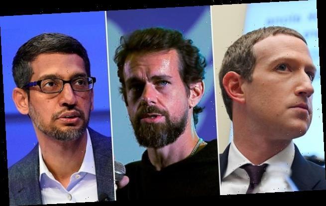 Zuckerberg, Dorsey and Pichai to testify before Senate on Oct. 28