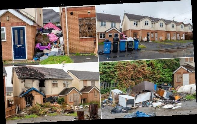 Pictures show reality of life on Liverpool's most dangerous estate