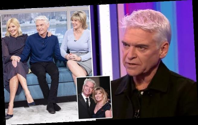 Phillip Schofield praises Holly Willoughby for support when coming out