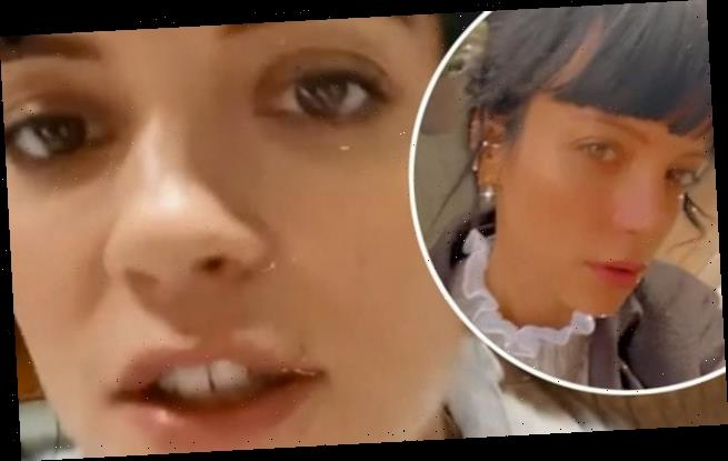'F**k Tier Two!' Lily Allen coins song in response to new restrictions